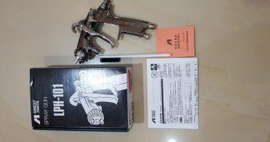 Jual Spray Gun Anest Iwata Di : Info Harga jual Spray Gun
