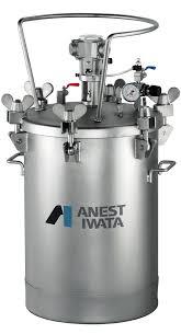Iwata Stainless steel Pressure Tank