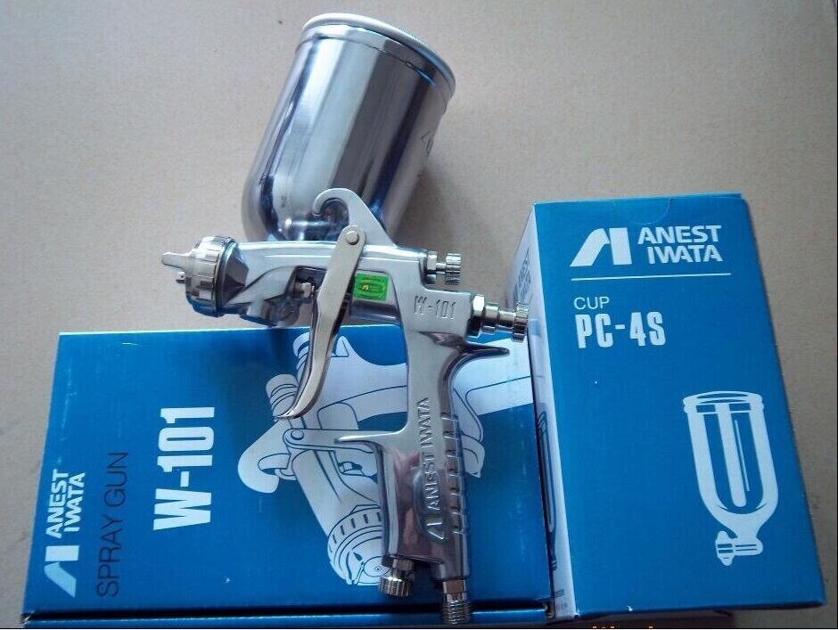 Selling Spray Gun Anest Iwata At: Info Selling price of Spray Gun